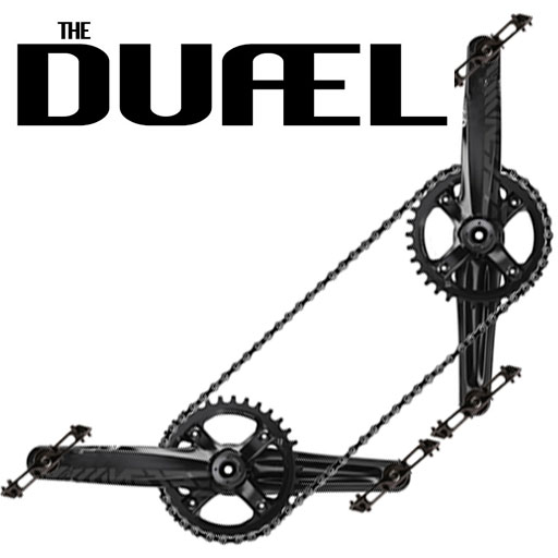 The Duael 4.5hr Pairs Enduro The Duael Open (Male - Female - Mixed)