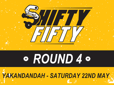 Shifty Fifty Round 4 - Hard Yacka