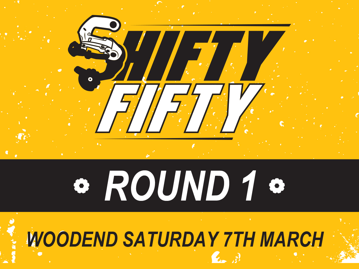 Shifty Fifty Round 1 - Wombat Classic